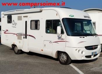 Rapido 987f Camper  Motorhome Usato