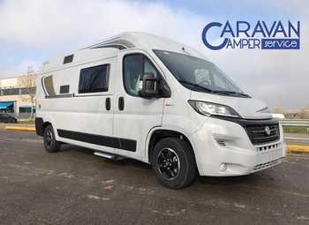 Caravans International Kyros 2019 Kyros 2 Camper  Puro Nuovo