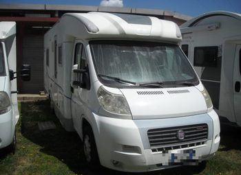 Adria Italia Adriatik 680sp Camper  Parzialmente Integrato Usato