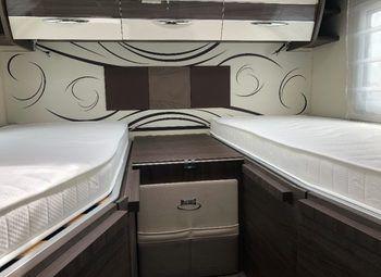Mc Louis 865 G Camper  Parzialmente Integrato Usato - foto 3