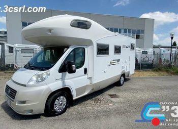 Foto Caravans International Ci Mizar Garage Camper  Mansardato Usato