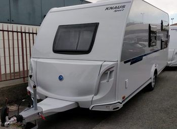 500kdsport2020silverselectioncaravan5/6p Camper  Roulotte Nuovo