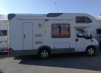 Knaus Sun Traveller 600 D Mansardato Usato 2003 Camper  Mansardato Usato
