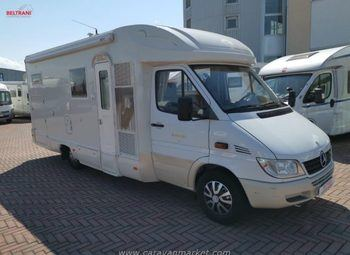 Kentucky Royal 4 - Mercedes Sprinter 316 Cdi Camper  Parzialmente Integrato Usato