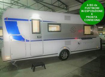 500qdksport2020silverselectioncaravan5/6p Camper  Roulotte Nuovo
