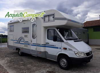 Adria Italia Stargo 690 Camper  Motorhome Usato