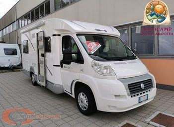 Caravans International Elliot 55 P Camper  Parzialmente Integrato Usato