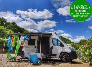 Weinsberg Carabus 600 Dq  2021 Edition Italia Furgonato Camper  Puro Nuovo