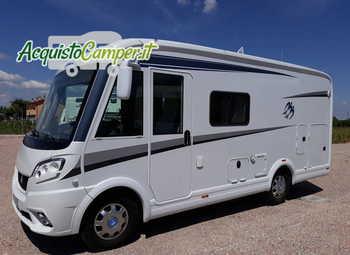 Knaus Van I 550 Md Pari Al Nuovo Camper  Motorhome Usato