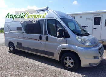 Eriba Hymer Compact Sportline 323 Camper  Motorhome Usato