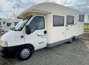Mc Louis Tandy 670 Garage Camper  Parzialmente Integrato Usato