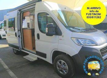 Weinsberg Carabus 540 Mq  2021 Edition Italia Furgonato Camper  Puro Nuovo