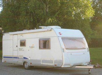 Foto  Ventana490tk Camper  Roulotte Usato