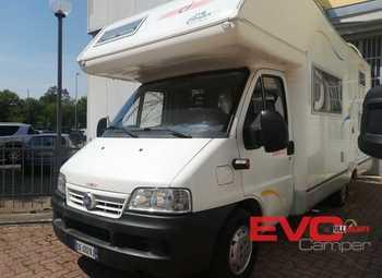 Caravans International Riviera G T Camper  Mansardato Usato