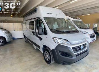 Knaus Boxstar 600 Solution Camper  Puro Nuovo