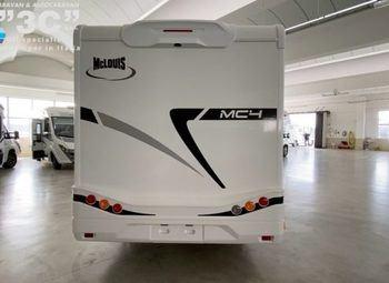 Mc Louis Mc4 360g Camper  Parzialmente Integrato Nuovo - foto 7