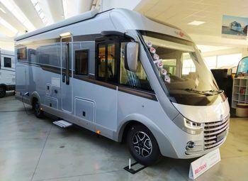 Foto Carthago Chic E-line I 50- 2021 Camper  Motorhome Nuovo