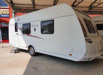 Tabbert Caravan Rossini Camp  Caravan  Nuova 5 Posti 2021 Camper  Roulotte Nuovo