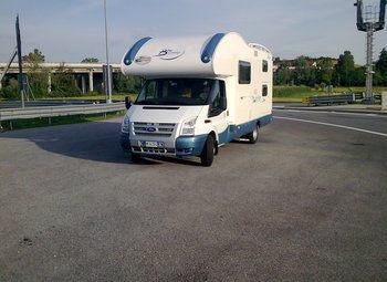 VENDESI FORD BLU CAMP SKY 400