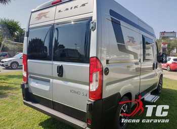 Laika Kosmo Campervan Kosmo Camper Van 5.4 Camper  Parzialmente Integrato Nuovo - foto 2