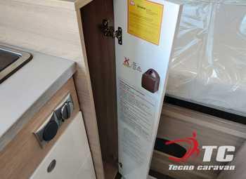 Laika Kosmo Campervan Kosmo Camper Van 5.4 Camper  Parzialmente Integrato Nuovo - foto 23
