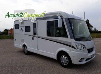 Knaus Van I 580 Mk Pari Al Nuovo Camper  Motorhome Usato