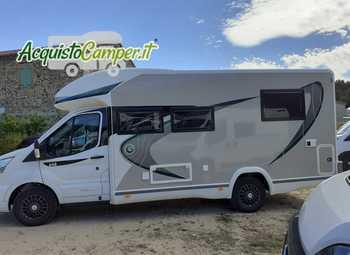 Chausson Profilati 648 Premium Camper  Parzialmente Integrato Nuovo