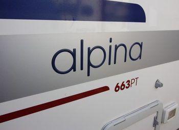 Alpina663pt Camper  Roulotte Usato - foto 12