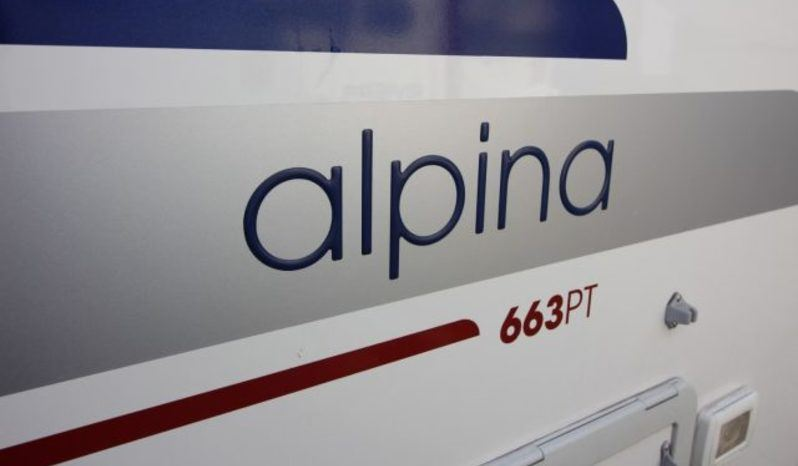 Alpina663pt Camper  Roulotte Usato - foto 17