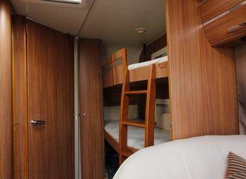 Alpina663pt Camper  Roulotte Usato - foto 4
