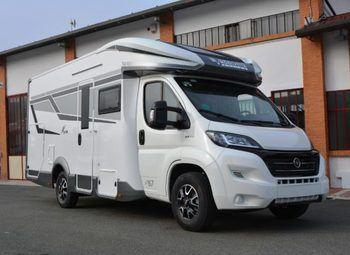 Foto Mobilvetta Kea P67 Basculante Garage Camper  Parzialmente Integrato Nuovo