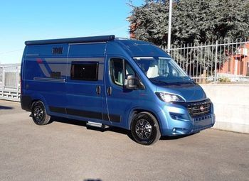 Roller Team Livingstone 2 Limited Edition Camper  Puro Nuovo