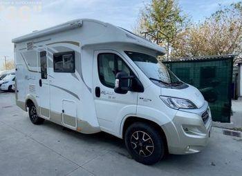 Foto Caravans International Ci Magis 35 Xt Camper  Parzialmente Integrato Usato