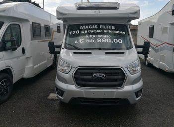 Foto Caravans International Magis 94 Xt Elite Camper  Mansardato Nuovo