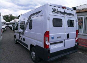 Knaus Boxlife 540 Camper  Puro Usato - foto 4