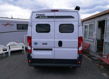 Knaus Boxlife 540 Camper  Puro Usato - foto 5