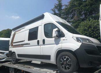 Weinsberg Caratour 600 Dq -2 Edition Italia Furgonato Camper  Puro Nuovo