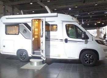 Knaus Van Ti  550 Mf -vansation-  Semint. Ultra Compatto Camper  Parzialmente Integrato Nuovo