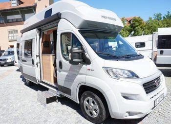Weinsberg Carabus 600 Mqh 2021 Edition Italia Furgonato Camper  Puro Nuovo