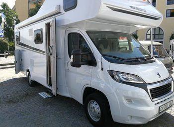 Weinsberg 700 Dg  Carahome  Camper Con Garage 6 P. Nolo 2019 Camper  Mansardato Usato