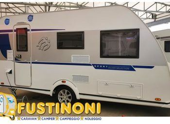 Foto  Sport420qdsilverselection-3/4posti-2021 Camper  Roulotte Nuovo