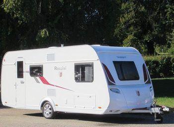 Tabbert Caravan Tabbert Rossini 490 Dm 2,3 Camper  Roulotte Km 0 - foto 1