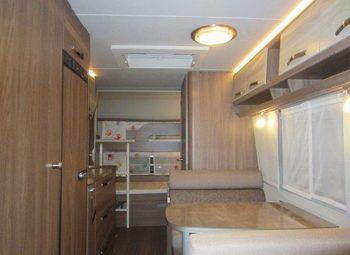 Tabbert Caravan Tabbert Rossini 490 Dm 2,3 Camper  Roulotte Km 0 - foto 12