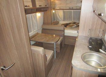 Tabbert Caravan Tabbert Rossini 490 Dm 2,3 Camper  Roulotte Km 0 - foto 2