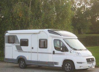 Knaus Van Ti 600mg Camper  Integrato Usato