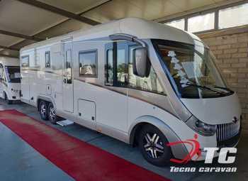 Foto Carthago Chic C-line I 59 Xl Le Camper  Motorhome Nuovo