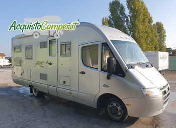 Laika Rexosline 720 Full Optional Camper  Motorhome Usato