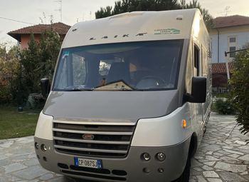 Laika Ecovip H710 Motorhome