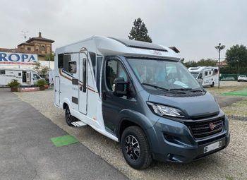 Foto Burstner Travel Van T 590 G Camper  Parzialmente Integrato Nuovo