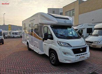 Foto Caravans International Riviera 87 Xt - 2021 Camper  Parzialmente Integrato Nuovo